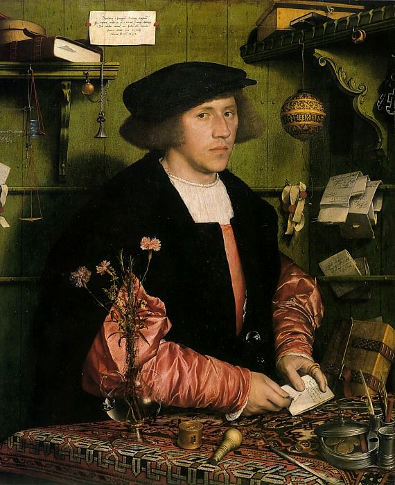 Holbien16. Hans The Younger Holbein