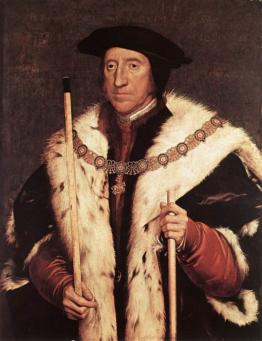 Thomas Howard Prince of Norfolk. Hans The Younger Holbein