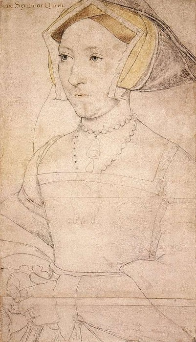 Holbien the Younger Jane Seymour. Hans The Younger Holbein