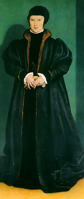 Holbien23. Hans The Younger Holbein