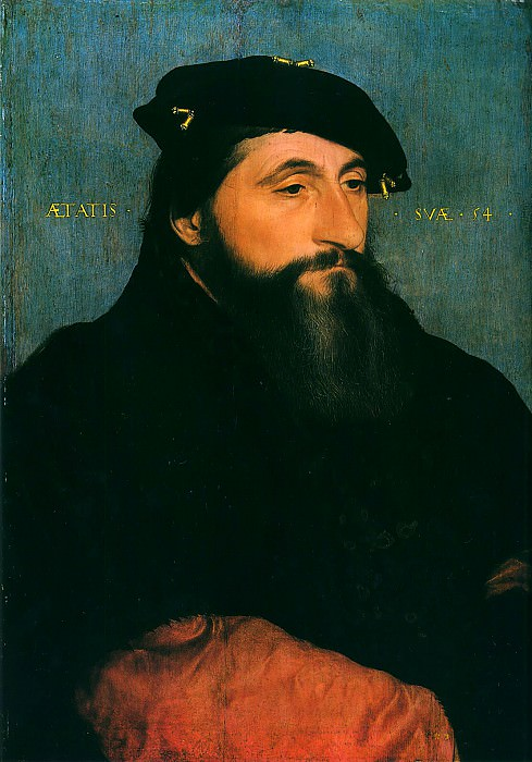 Holbien21. Hans The Younger Holbein