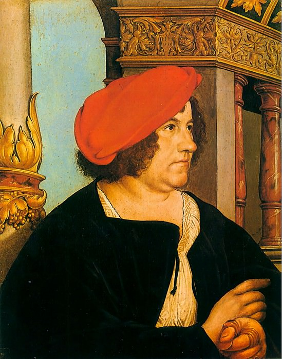HOLBIEN1. Hans The Younger Holbein