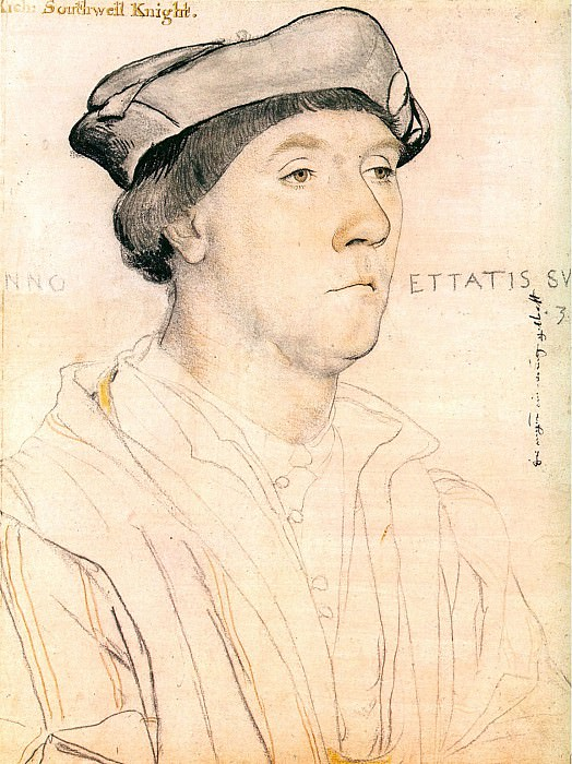 Holbien17. Hans The Younger Holbein