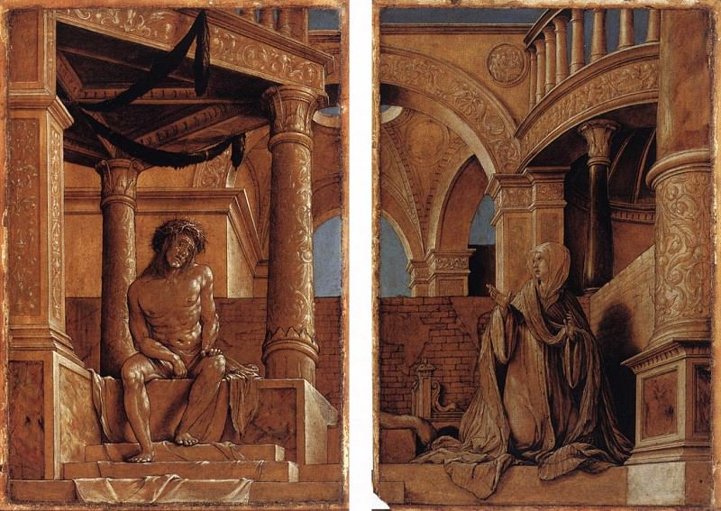 02diptyc. Hans The Younger Holbein