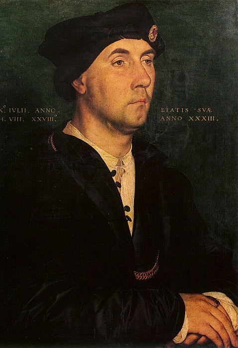 Holbien15. Hans The Younger Holbein