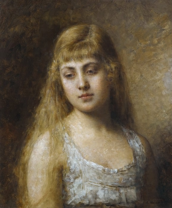 Felia Litvinne. Alexei Alexeivich Harlamoff