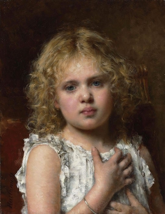Day Dreams. Alexei Alexeivich Harlamoff