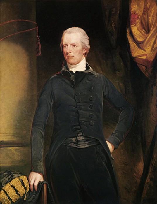 William Pitt the Younger (1759-1806). John Hoppner