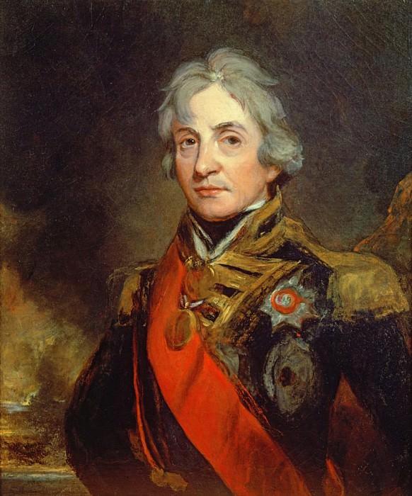 Lord Nelson. John Hoppner