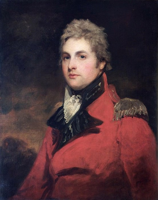 Major-General Sir Henry Willoughby Rooke. John Hoppner