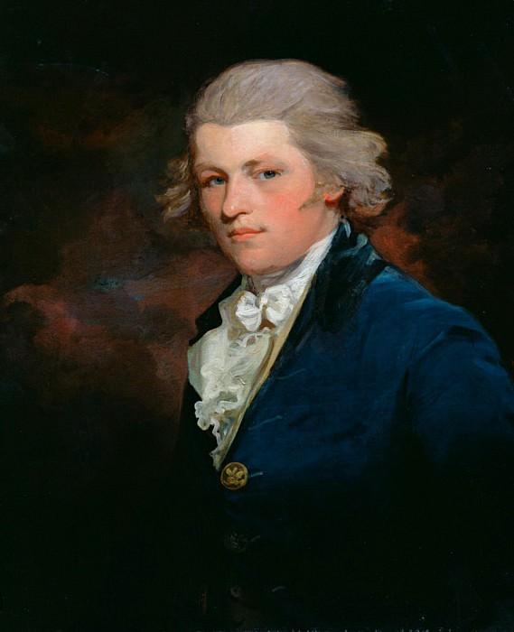 Portrait of Charles Lennox 4th Duke of Richmond (1764-1819). John Hoppner