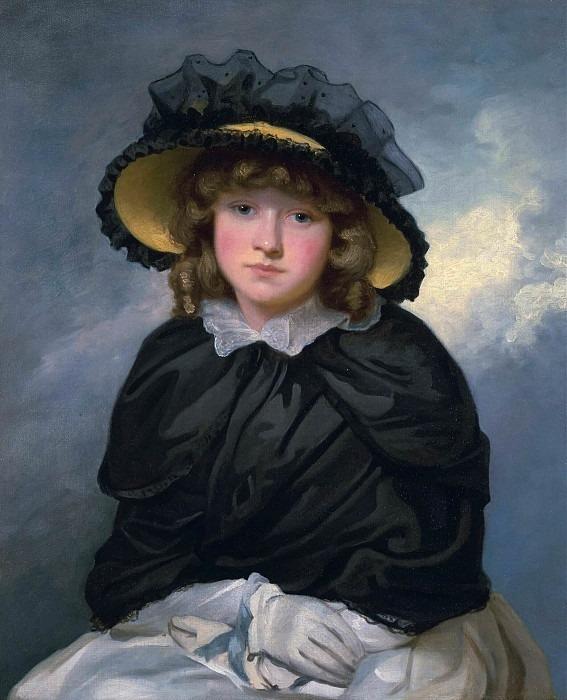 Louisa Lane, called Cecilia. John Hoppner