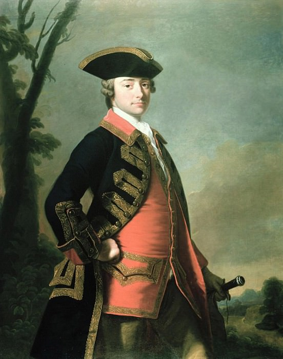 Viscount Maywerd of Much Eaton. Thomas Hudson
