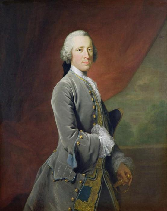 William Cavendish 4th Duke of Devonshire. Thomas Hudson