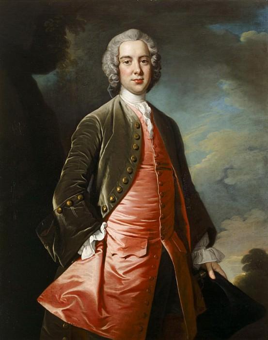 Abraham Acworth Esq.. Thomas Hudson