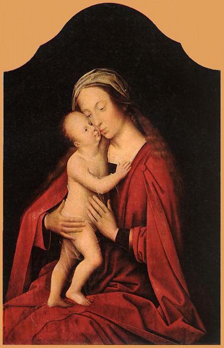 ISENBRANT Adriaen Virgin and Child. Adriaen Ysenbrandt Isenbrandt