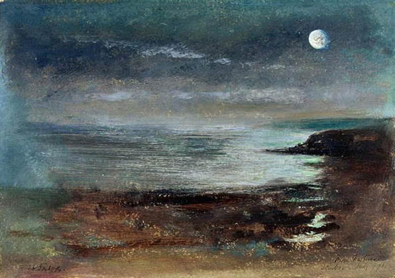 Scarborough. John William Inchbold