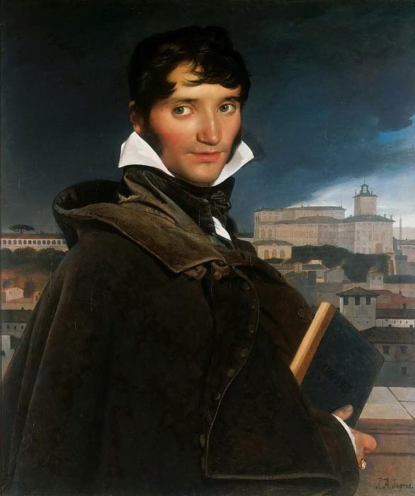 Francois Marius Granet. Jean Auguste Dominique Ingres