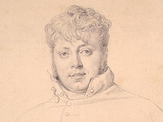 Ingres Auguste Jean Marie Guenepin 1809 detail1. Jean Auguste Dominique Ingres