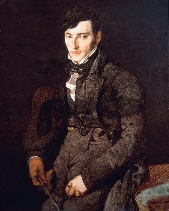 Jean-Pierre-Francois Gilibert. Jean Auguste Dominique Ingres