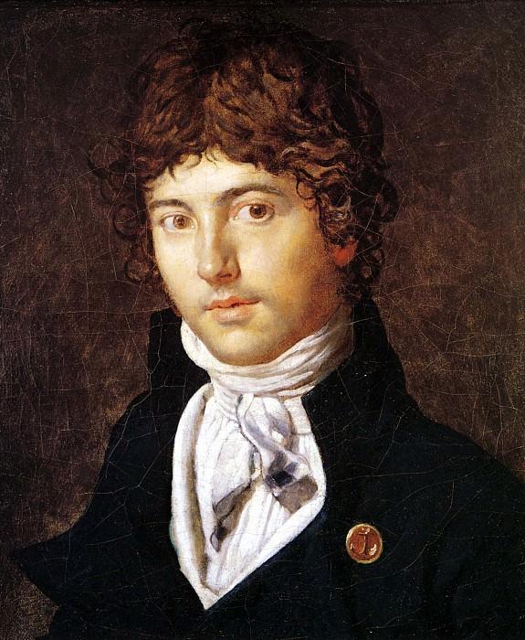 Pierre-Francois Bernier. Jean Auguste Dominique Ingres