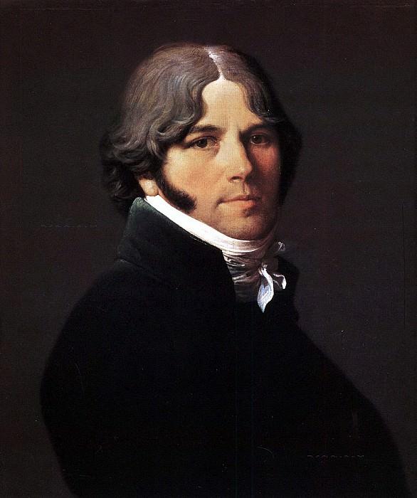Jean-Marie-Joseph Ingres. Jean Auguste Dominique Ingres