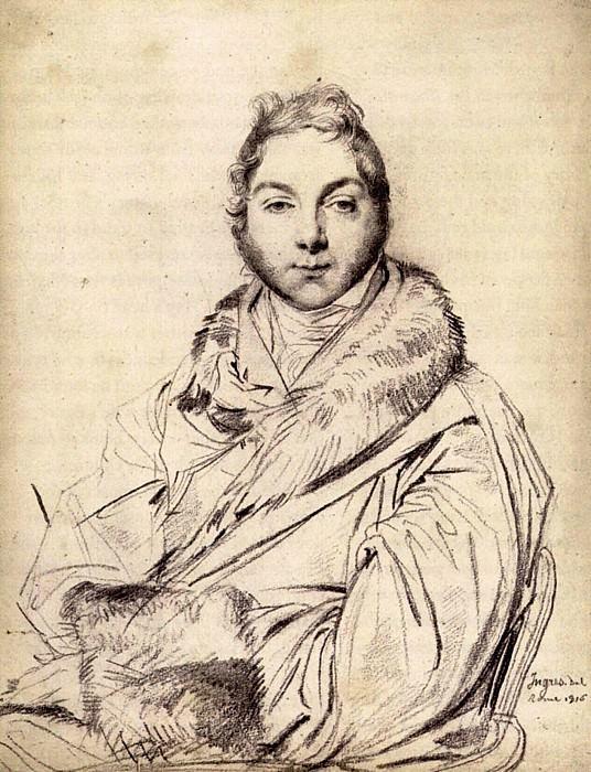 Ingres Alexander Baillie. Jean Auguste Dominique Ingres