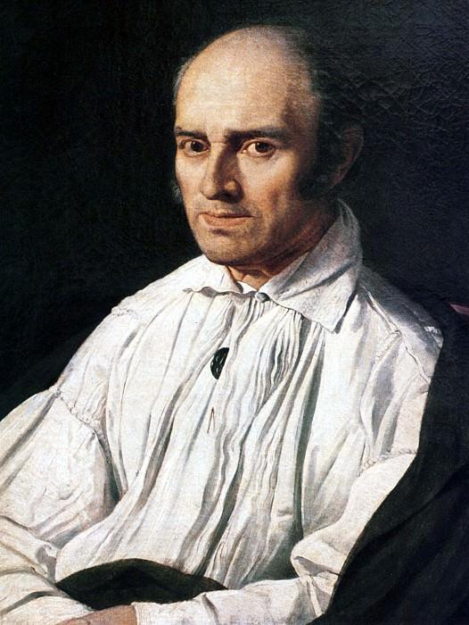 Pere Desmarais. Jean Auguste Dominique Ingres