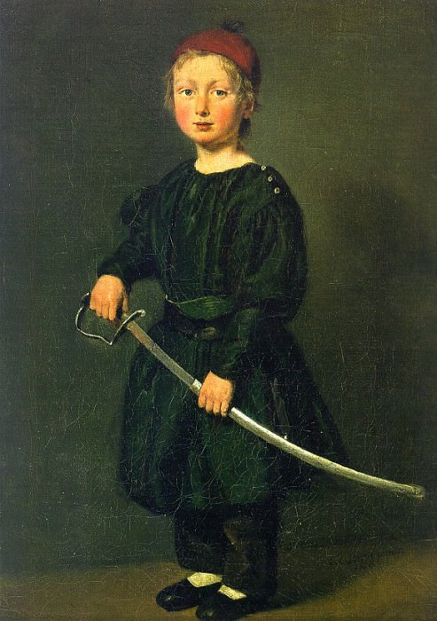 jensen4. Christian Albrecht Jensen