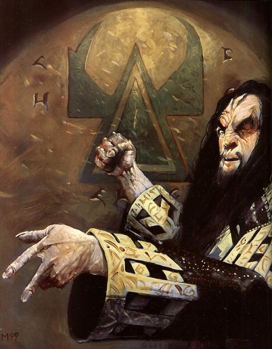 Mueller, John - Klingon-1 - D50. Mueller John
