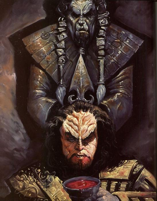 Mueller, John - Klingon-3 - D50. Mueller John