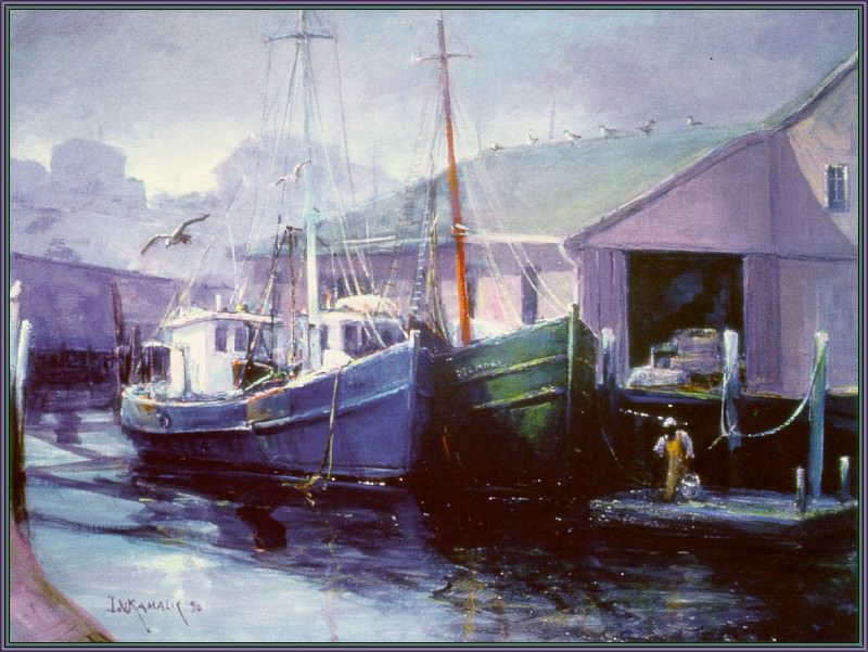 KamalicIvanN-FishermansWharf-sj. Ivan N Kamalic
