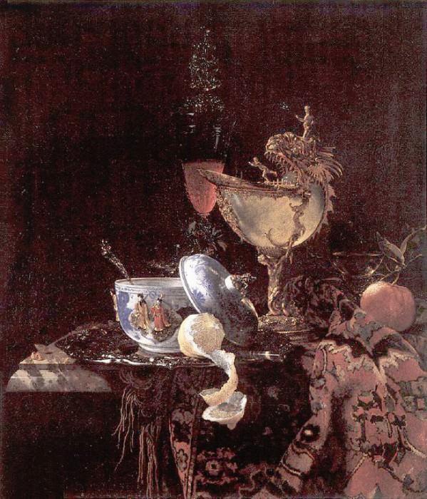 Nautilus. Willem Kalf