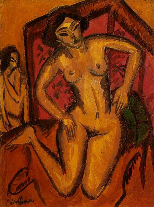 4DPictgh. Ernst Ludwig Kirchner