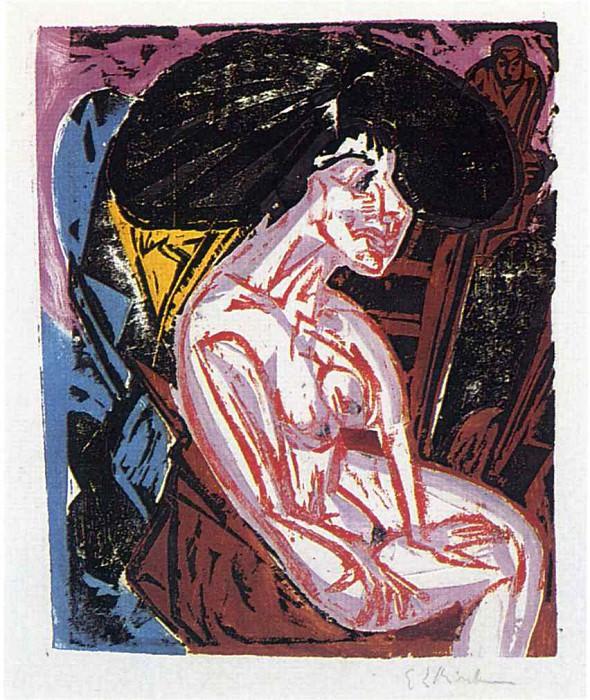 Ernst Ludwig Kirchner 083. Ernst Ludwig Kirchner