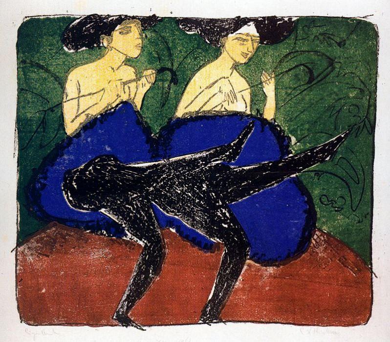 4DPictfgfhyu. Ernst Ludwig Kirchner