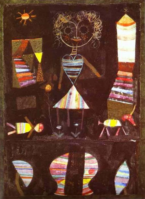 #22968. Paul Klee