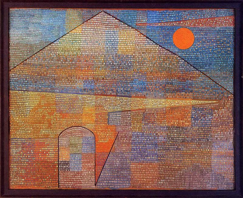 Ad Parnassum. Paul Klee