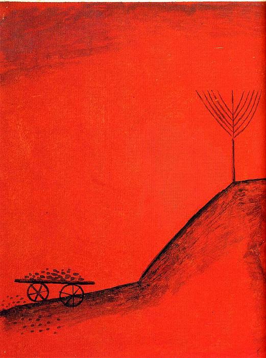 art 732. Paul Klee