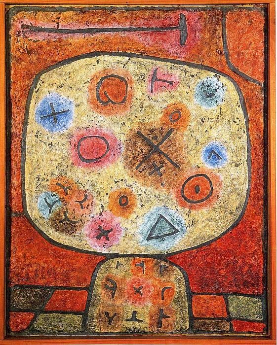 art 742. Paul Klee