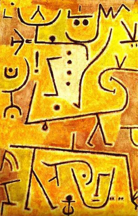 #22955. Paul Klee