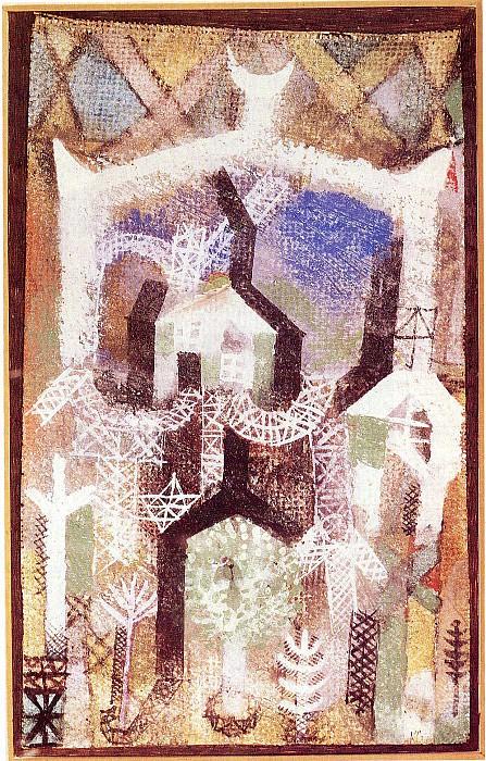 art 716. Paul Klee