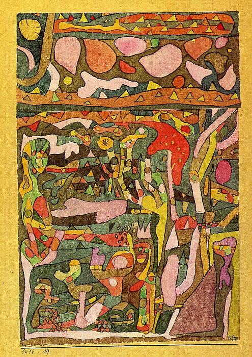 art 712. Paul Klee