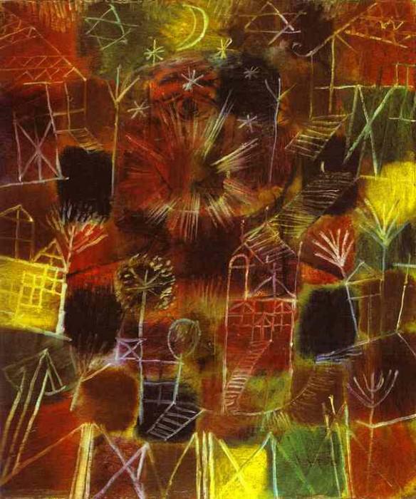 #22957. Paul Klee
