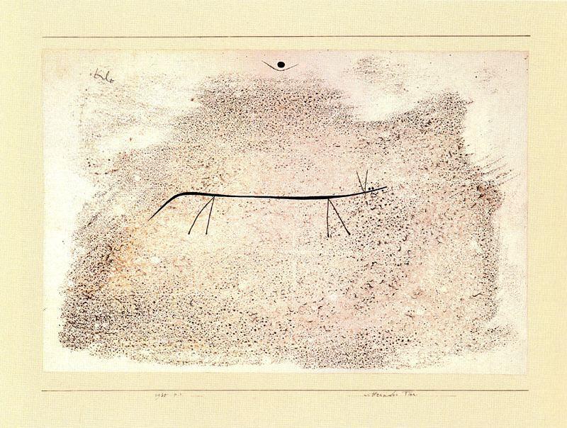 4DPicthghj. Paul Klee