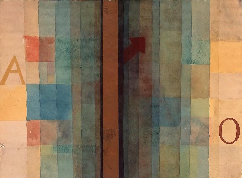 Ouverture. Paul Klee