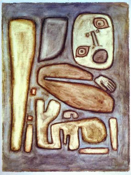 #22956. Paul Klee