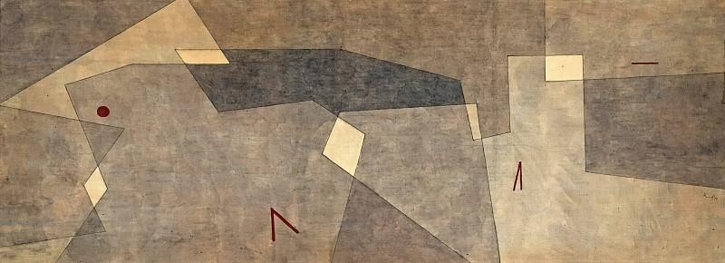 Bewegliches zu Starrem. Paul Klee