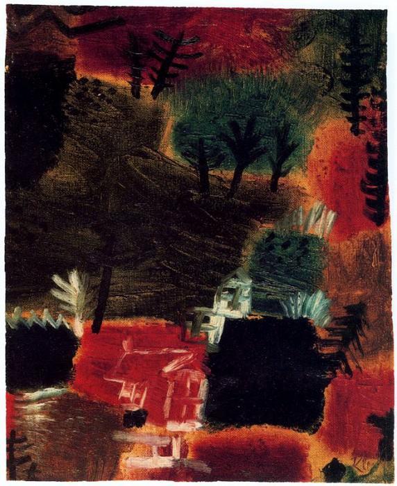 #15276. Paul Klee