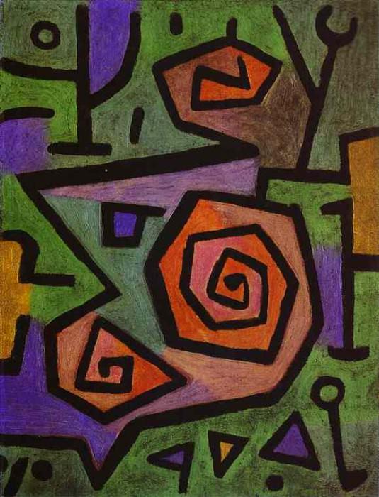 #22954. Paul Klee